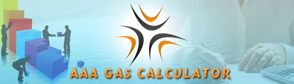 AAA Gas calculator
